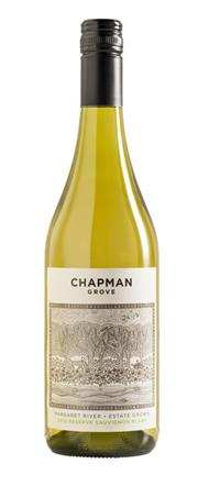 Sale 8528W - Lot 27 - 12x 2016 Chapman Grove Reserve Sauvignon Blanc. The colour is pale straw with a subtle green tinge, and the nose expresses such char...