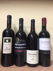 Sale 8677B - Lot 932 - Four mixed shiraz including Cockfighters, Ghost and Stromboli