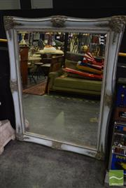 Sale 8523 - Lot 1003 - Large Rectangular Mirror