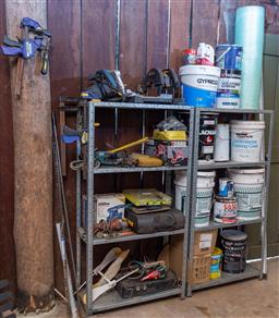 Sale 9191W - Lot 772 - A quantity of various power tools and others