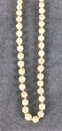 Sale 3682 - Lot 632 - A STRAND OF CULTURED PEARLS.
