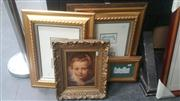 Sale 8433 - Lot 2026 - Collection of various artworks, various sizes (5)