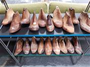 Sale 8908 - Lot 1045 - Collection of Timber Shoe Lasts