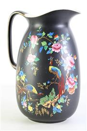 Sale 8985 - Lot 45 - A Crown Devon Wash Jug H 32cm)