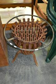 Sale 8115 - Lot 1077 - Fire Brazier