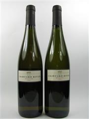 Sale 8238 - Lot 1660 - 2x 2001 Crawford River Riesling, Henty