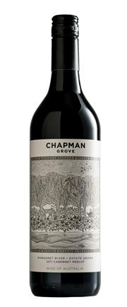 Sale 8528W - Lot 181 - 12x 2013 Chapman Grove Estate Cabernet Merlot. Perfect wine for everyday consumption... This is a 60-40 Blend of Cabernet Sauvig...
