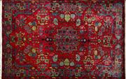 Sale 8213C - Lot 45 - Persian Mosel 235cm x 148cm