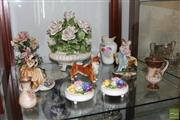 Sale 8288 - Lot 71 - Royal Doulton Corgi with Other Ceramics incl Wedgwood Jasper Wares