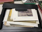 Sale 8906 - Lot 2076 - Folder of Early Sydney Photo Prints, Colonial Prints, Folios, etc