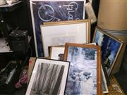 Sale 8659 - Lot 2506 - Collection of Various Artworks & Prints