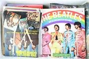Sale 8823M - Lot 59 - Beatles Ephemera Incl Calender And Books
