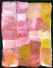 Sale 8301A - Lot 60 - Kudditji Kngwarreye (c1928 - 2017) - My Country 90 x 67cm