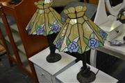 Sale 8054 - Lot 1062 - Collection of 4 Table Lamps