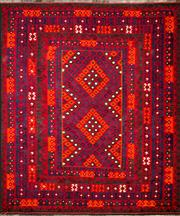 Sale 8307A - Lot 26 - Old Persian Kilim 292cm x 244cm RRP $1000