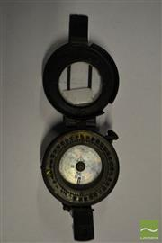 Sale 8548 - Lot 2333 - Military Compass, London