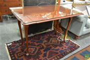 Sale 8515 - Lot 1023 - Timber Drop Side Table