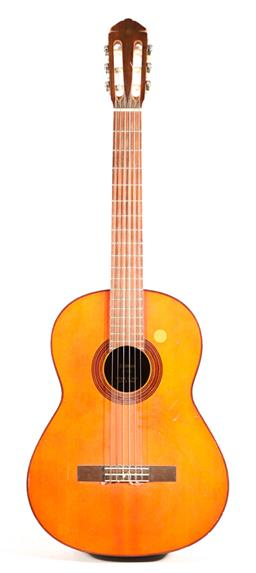 Sale 9253 - Lot 320 - A Yamaha G-55A acoustic guitar, made in Taiwan (L:101cm)