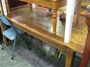 Sale 7972A - Lot 1075 - Recycled Elm Table (180cm)