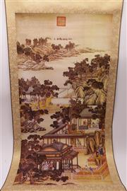 Sale 9027D - Lot 784 - A Collection of 3 Chinese Scrolls