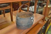 Sale 8331 - Lot 1320 - Cast Iron Pot