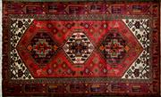Sale 8276B - Lot 7 - Persian Hamadan 125cm x 204cm RRP $1200