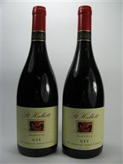 Sale 8278A - Lot 8 - 2x 2005 St Hallet GST Grenache Shiraz Touriga, Barossa Valley