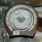 Sale 8236 - Lot 88 - Mounted Barometer