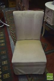 Sale 8326 - Lot 1674 - Timber Parlour Chair