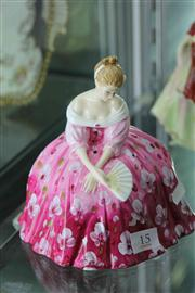 Sale 8032 - Lot 15 - Royal Doulton Figurine Victoria HN 2471