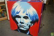 Sale 8537 - Lot 2170 - Collection of Pop Art Paintings (5)