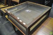 Sale 8338 - Lot 1320 - Timber Display Cabinet