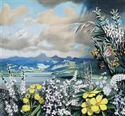 Sale 8943A - Lot 5009 - Ralph Malcolm Warner (1902 - 1966) - Northern Rivers - The Lush Land, c1959 gouache