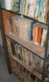 Sale 7670A - Lot 1197 - Books - Four shelf lots including How to be top by Max Parrish