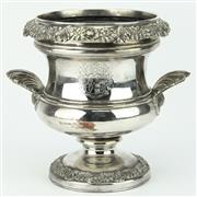 Sale 8332 - Lot 77 - Old Sheffield Silver Plate Ice Bucket by Robert Gainsford