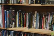 Sale 8900 - Lot 87 - Shelf of Various Books incl. Wordley, D. No One Dies Alone, 1976; Thomas, B. The Original Colonial Landholders of Sydney from 1...