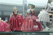 Sale 8032 - Lot 9 - Royal Doulton Figurine  Genevieve