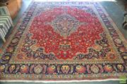Sale 8323 - Lot 1017 - Persian Kashan (350 x 300cm)