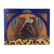 Sale 8588 - Lot 709 - 1x Meukow VSOP Superior Cognac - in limited edition gift box w 2 glasses