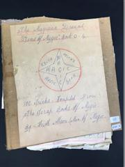 Sale 8539M - Lot 68 - The Magician Dreams - Gems of Magic, by Keith Abson, Man of Magic. Book D-4. 100 Tricks compiled from the scrapbooks of magic, 1...