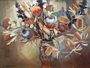 Sale 8558 - Lot 517 - Harold Lane (1925 - 2012) - Dried Arrangement 75 x 100cm