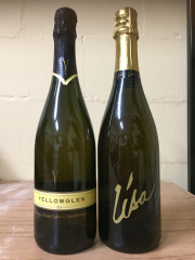 Sale 8677B - Lot 954 - Five bottles of yellowglen including a bottle of Lisa sparkling wine