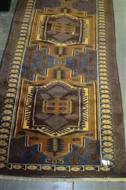Sale 8093 - Lot 1469 - Persian Balouchi Runner(291x93cm)