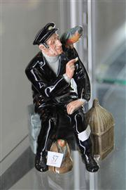Sale 8032 - Lot 57 - Royal Doulton Figurine Shore Leave HN 2254