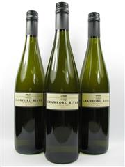 Sale 8238 - Lot 1669 - 3x 2011 Crawford River Riesling, Henty