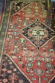Sale 8093 - Lot 1445 - Old Persian Tribal Rug(190x125cm)