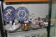 Sale 8151 - Lot 59 - Aynsley Cup & Saucer with Other Wares incl. Limoges