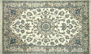 Sale 8256B - Lot 82 - Persian Nain Tabas 210cm x 128cm RRP $1000