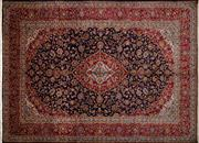 Sale 8276B - Lot 15 - Persian Kashan 290cm x 405cm RRP $2500