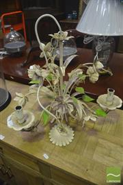Sale 8323 - Lot 1030 - 3 Branch Chandelier